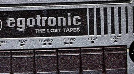 Audiolith Release: Egotronic - The Lost Tapes