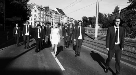 Jazzkantine - Ultrahocherhitzt (Rap Nation Records/Indigo)