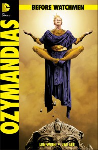 Before-Watchmen-Ozymandias-2012-Issue-1-Cover-DC-COMICS-Trinity-Comics-Review