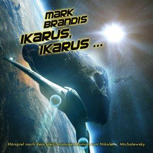 Mark Brandis 26 Ikarus Ikarus Cover