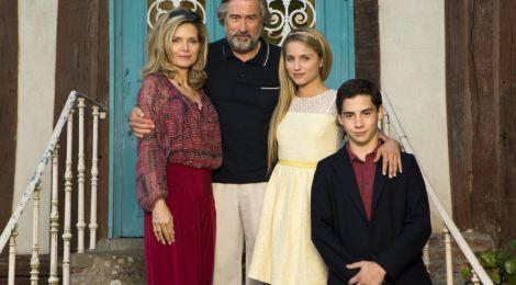 Gewinnspiel zu MALAVITA - The Family (Kinostart: 21.11.13)