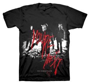 Youre_Next_T-shirt_Motiv_01