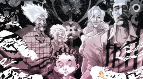 Daytripper  - Fábio Moon/Gabriel Bá (VERTIGO/Panini Comics)