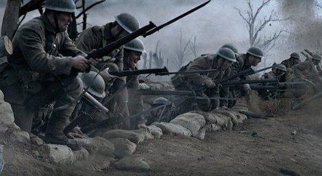 Battle Ground - Helden im Feuersturm (Pandastorm Pictures)