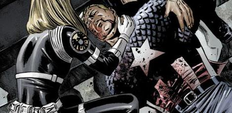Der Tod von Captain America, Band 1:  Brubaker/Epting/Perkins (MARVEL/ Panini Comics)