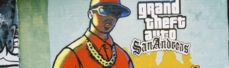 Grand Theft Auto Casino Style
