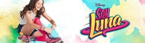 SOY LUNA – MÚSICA EN TI: Seit 26. August 2016 auf CD und als Download erhältlich! +++Gewinnspiel+++