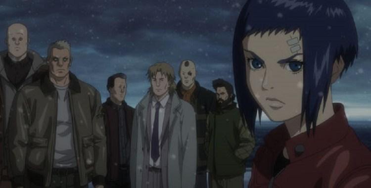 "Ghost in the Shell - ARISE:  ""border: 3 Ghost Tears"" & ""border: 4 Ghost Stands Alone"" (Universum Anime) +++Rezension & Gewinnspiel+++"
