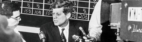 """Norman Mailer: """"John F. Kennedy Superman kommt in den Supermarkt"""" (TASCHEN)"""