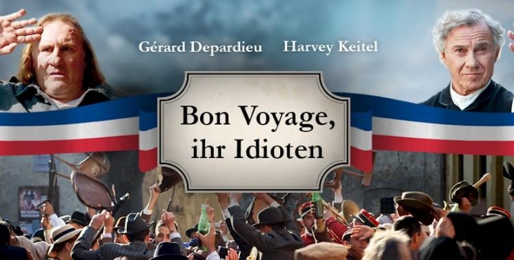 """""""Bon Voyage, ihr Idioten"""" (farbfilm home entertainment) +++Rezension & Gewinnspiel+++"""