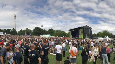Zwei Tage Festivalfieber im Dortmunder Westfalenpark