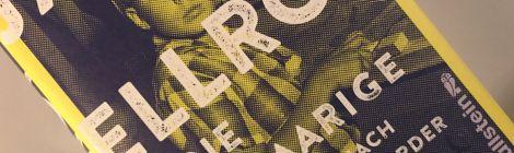 """James Ellroy: """"Die Rothaarige"""" (Ullstein)"""