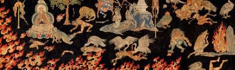 """Auf dem Dach der Welt: Einladung zur Präsentation von """"Murals of Tibet"""" (TASCHEN)"""
