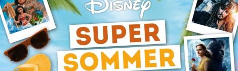 Disney Super Sommer – Die schönsten Disney Filme immer und überall dabei +++Gewinnspiel+++