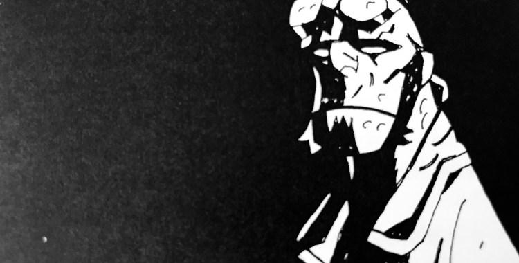 """Mike Mignola's Hellboy: """"Eine offene Rechnung"""" (Golkonda)"""