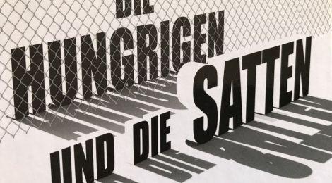 """Timur Vermes: """"Die Hungrigen und die Satten"""" (Eichborn) +++Rezension & Gewinnspiel+++"""