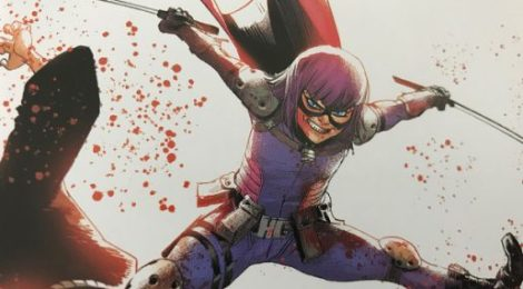 """Hit-Girl in Rom"" (Panini Comics)"