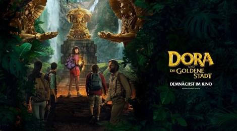 """""""Dora und die goldene Stadt"""" (ab dem 10. Oktober 2019 im Kino) +++Gewinnspiel+++"""