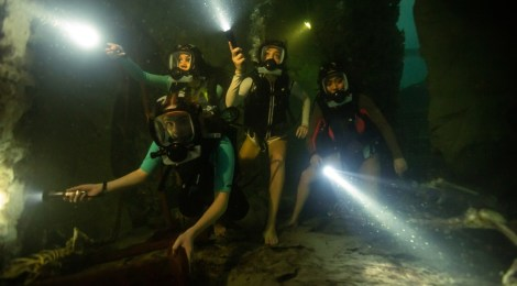 """47 Meters Down: Uncaged"" (ab dem 10. Oktober 2019 im Kino) +++Gewinnspiel & Special+++"