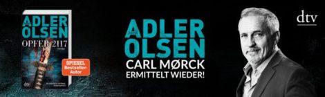 """Jussi Adler-Olsen: """"Opfer 2117""""  (dtv)"""