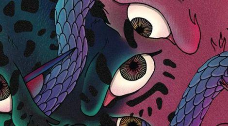 "Marlon James: ""Schwarzer Leopard, roter Wolf"" (Heyne Hardcore)"