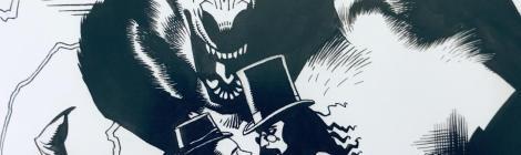 "Mike Mignola, Bram Stoker & Roy Thomas: ""Bram Stoker's DRACULA"" (Panini Comics)"