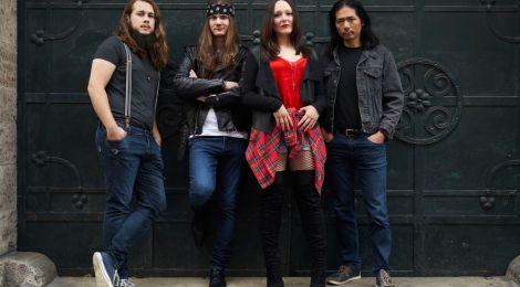"""Rockband RYDERS veröffentlicht Debütalbum """"Earth Burns Down"""" +++Gewinnspiel+++"""