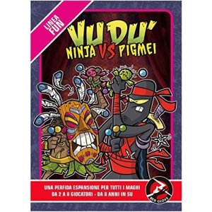 Vudu' Ninja vs Pigmei