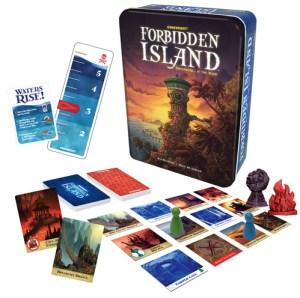 a_forbidden island