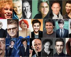 Sanremo, 2° serata: l'elenco dei BIG in ordine di apparizione
