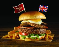 Buon compleanno Hard Rock: l'evento London style e burger a 0,71€