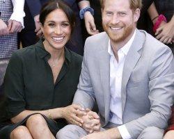 E' ufficiale: Harry & Meghan aspettano un bambino