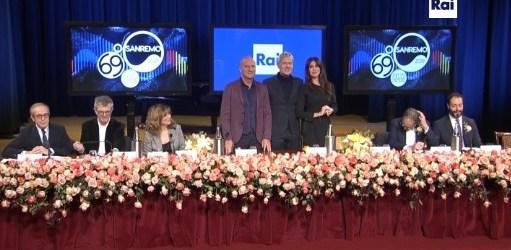 Sanremo 2019 – La Conferenza Stampa di presentazione