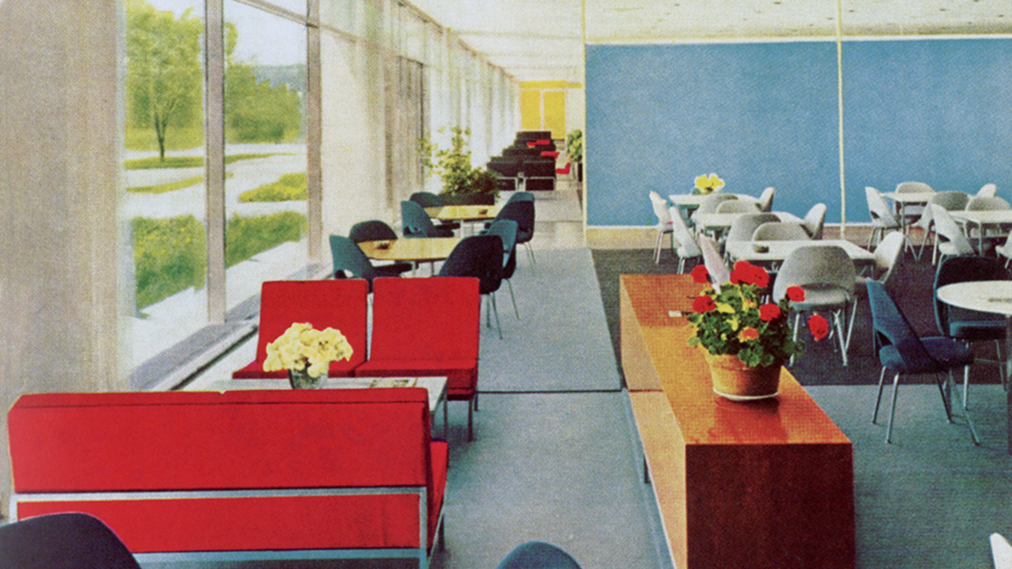 the woman who shaped modern office