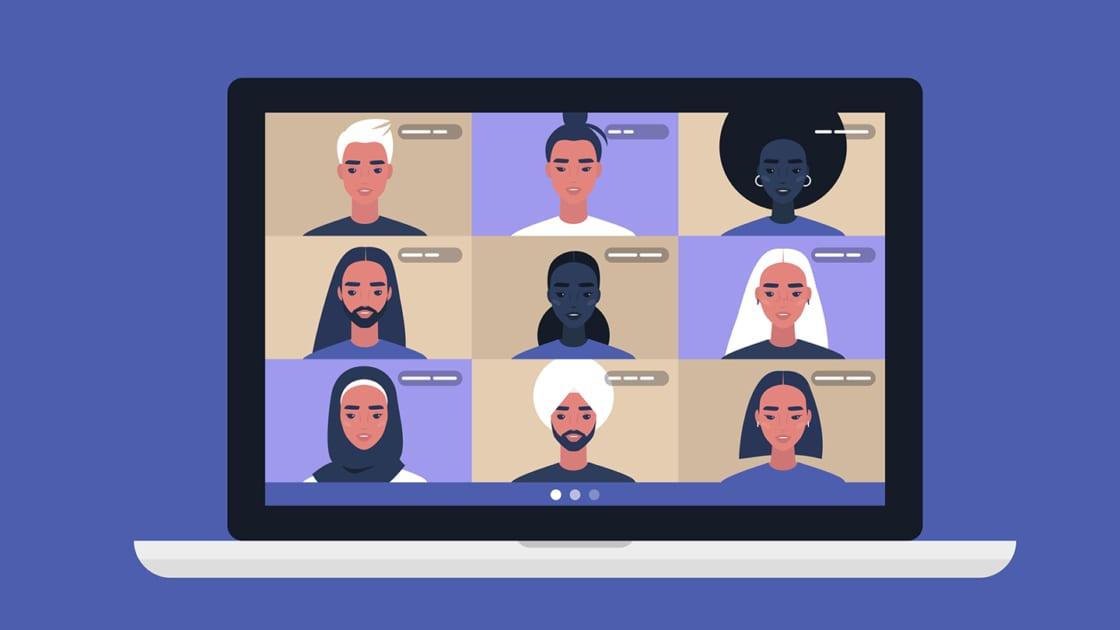 How to run a productive virtual meeting - Ideas