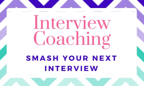 Live Online Mock Interview should be arranged after an interview coaching session