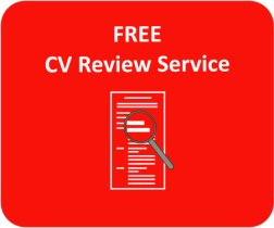 Free CV Review Service with no obligations
