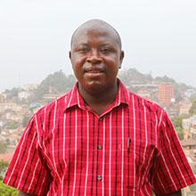 Santigie Bayo Dumbuya: WYCF Founder & Director