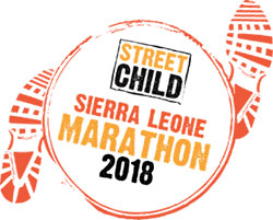 StreetChild Sierra Leone Marathon