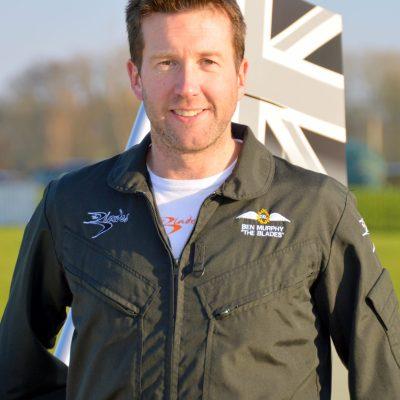 Ben Murphy – The Blades (GB)