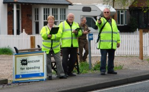 Speedwatch Team - Woodham Ferrers and Bicknacre Parish Council