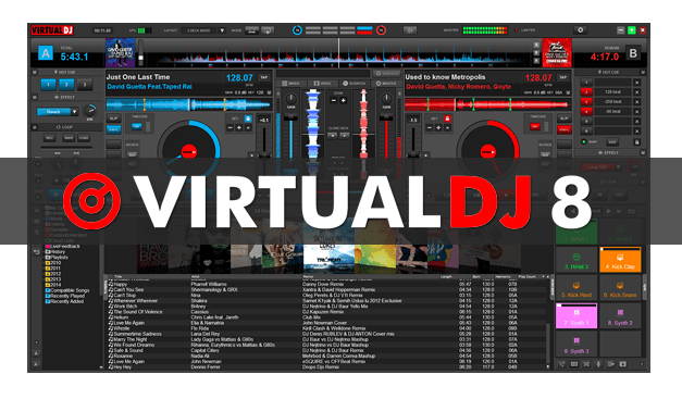 Download Crack Virtual DJ 8 Pro Free Full Version