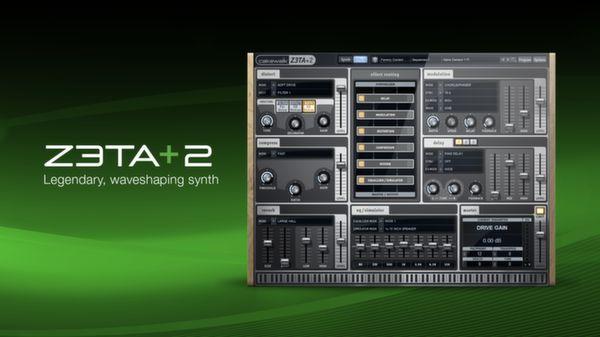Download Crack Z3TA+ 2 Full Version Mac / Windows