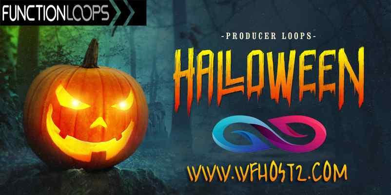 Halloween sample Presets Pack Function Loops
