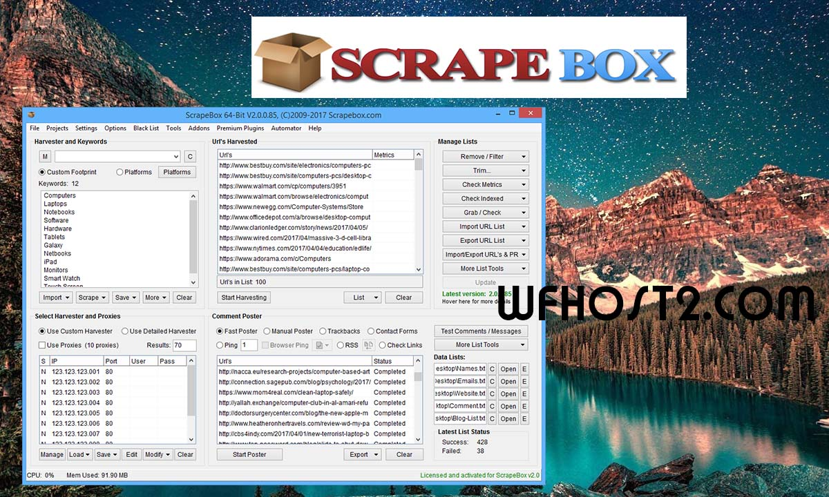 Download Crack Scrapebox Full Cracked Version Seo Tools