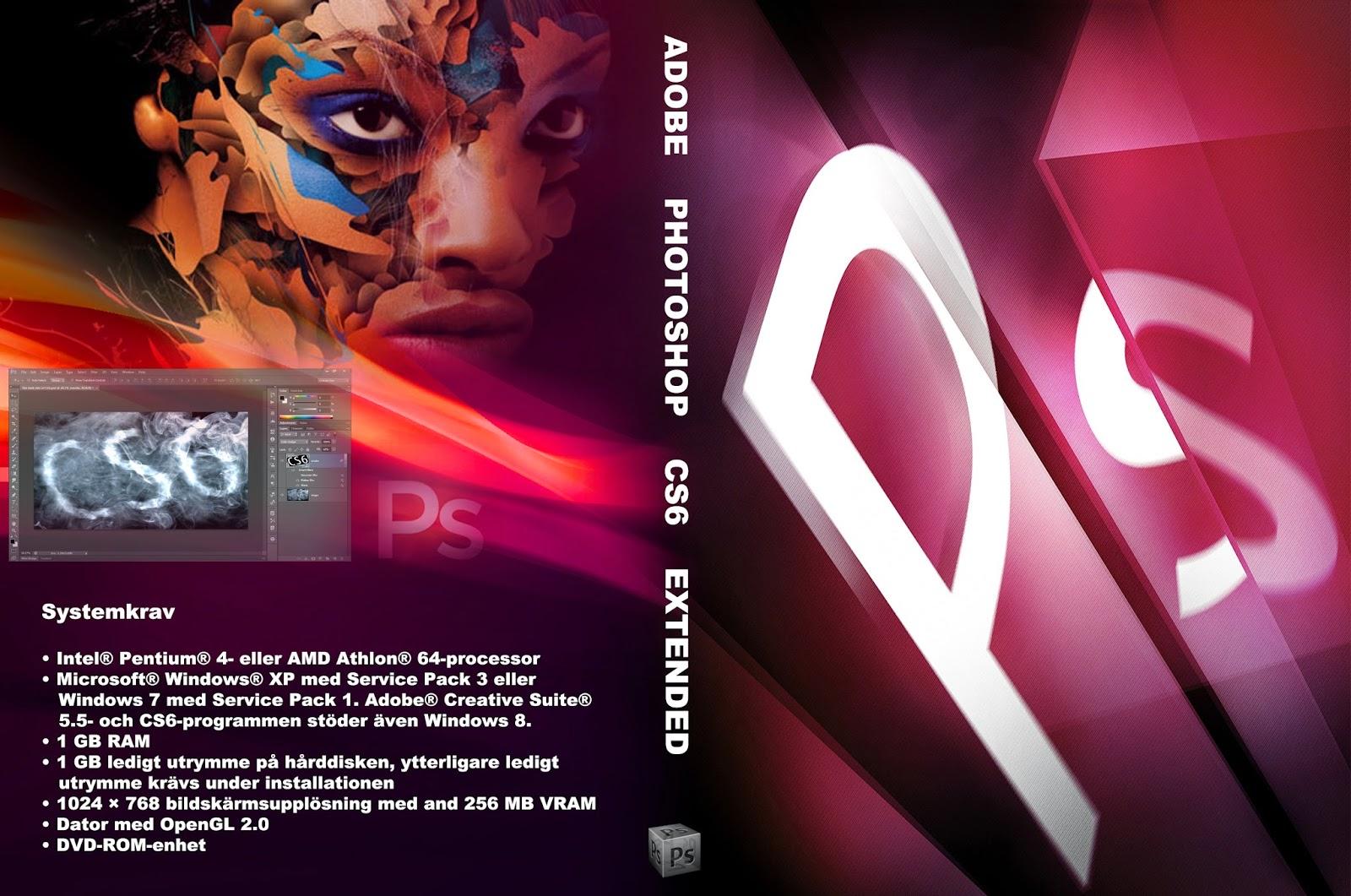 Download Adobe Photoshop CS6 Crack Full Version