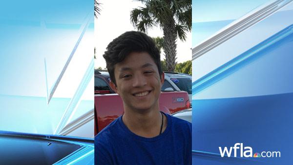 Brandon Sun Missing Tampa Teen_162886