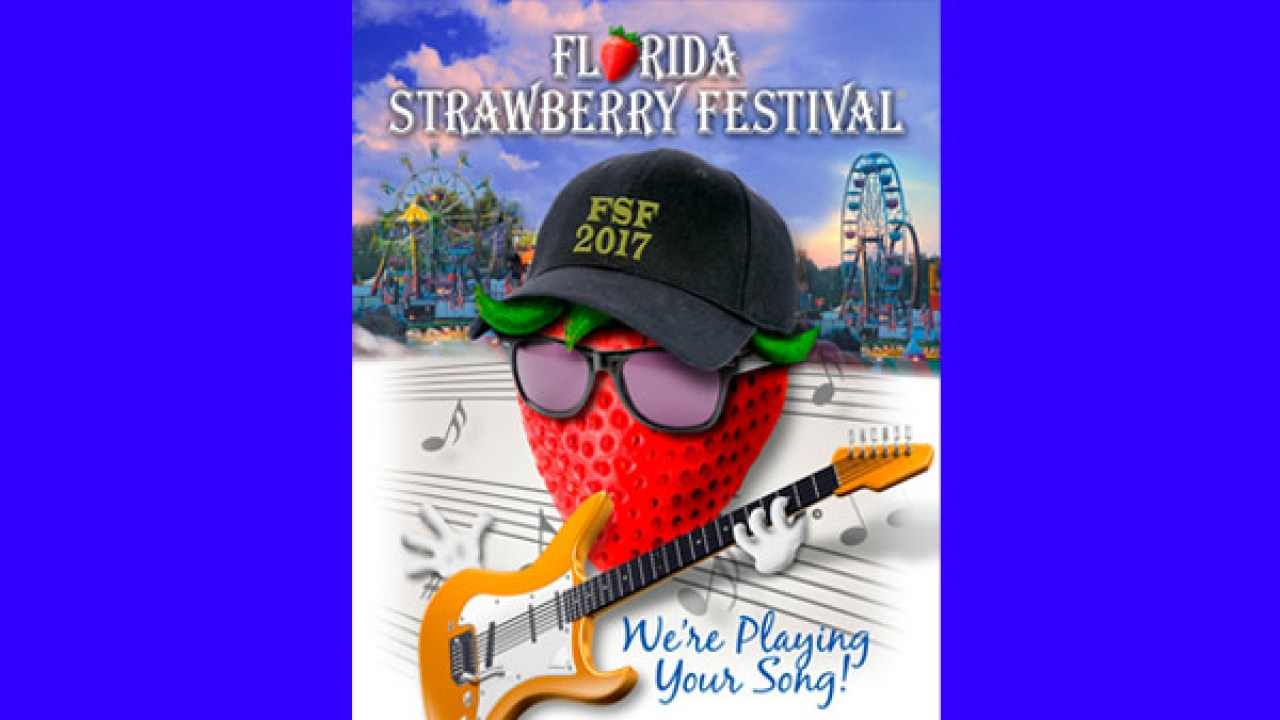 Florida Strawberry Festival: What to know before you go