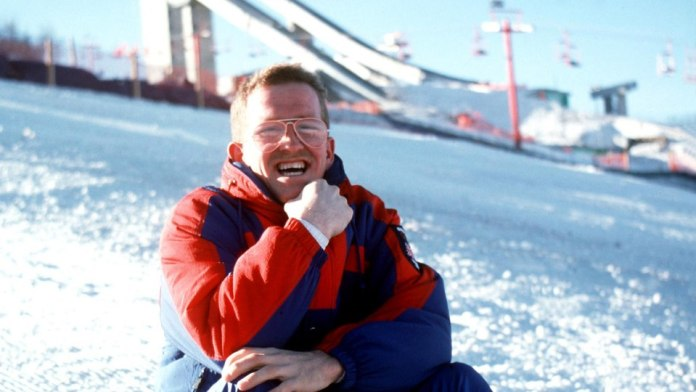 1988 Olympics: Eddie the Eagle becomes global icon despite last place finish