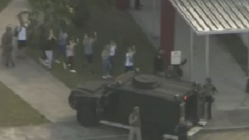 Portion of 911 calls released from Stoneman Douglas High School shooting